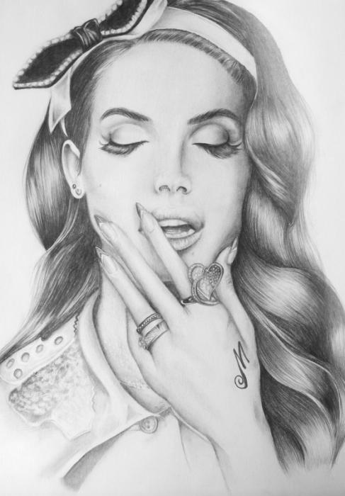 Lana Del Rey by Linda98